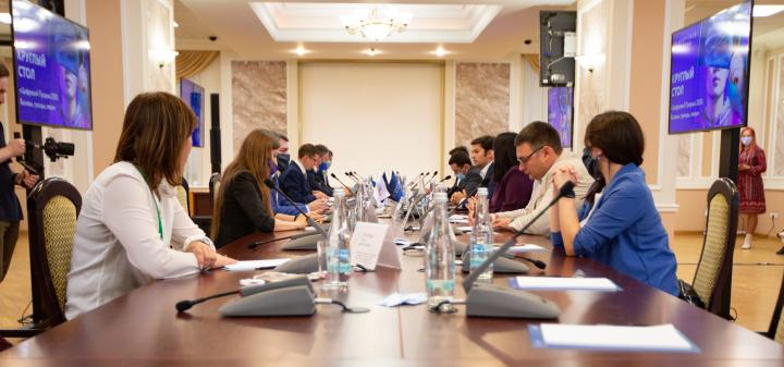 Кто отвечает за трансформацию: первые лица регионов Приволжского федерального округа обсудили внедрение решений «Цифрового прорыва»