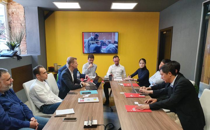 РОЦИТ принял участие во встрече с руководством TikTok