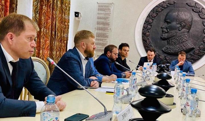Директор РОЦИТ принял участие в заседании Общественной палаты РФ по электронному голосованию